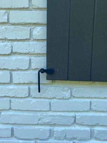 4 wide boards with batten on back shutters